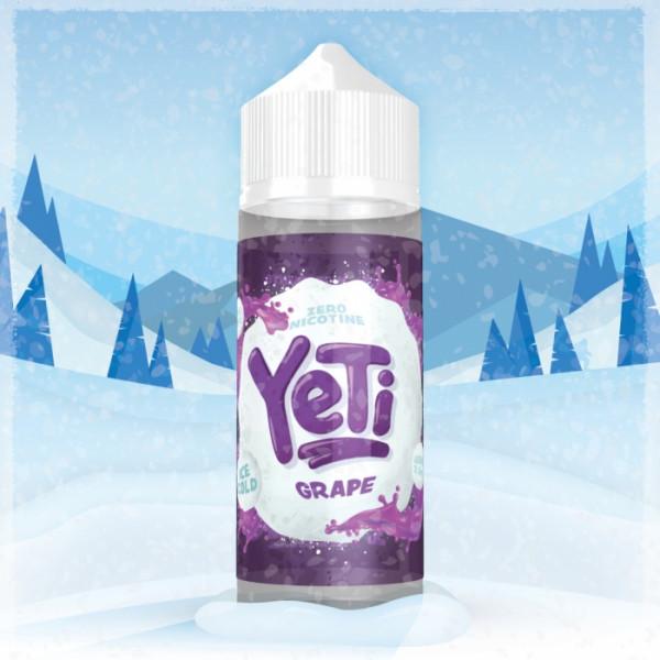 GRAPE 100 ml Liquid Overdosed - YETI