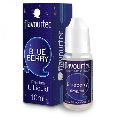 flavourtec BLUEBERRY (Blaubeere) - E-Liquid made in EU