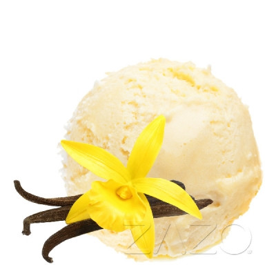 Vanilla Icecream E-Liquid 10ml von ZAZO - Made in Germany