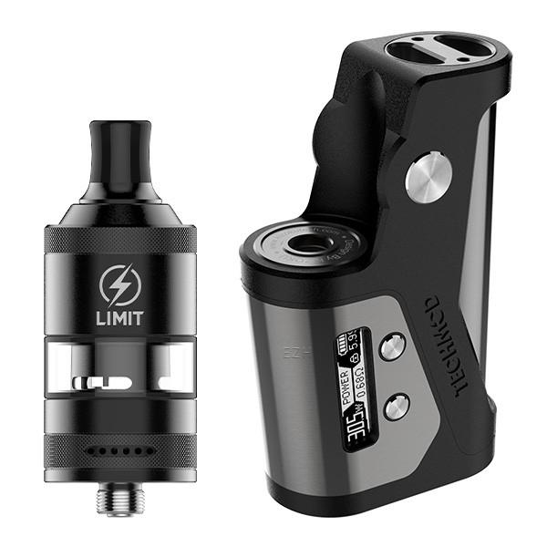 Techmod 80 Watt / Limit MTL RTA Kit - KIZOKU