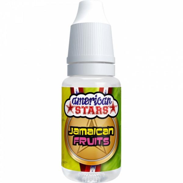 American Stars JAMAICAN FRUITS - American Style E-Liquid made in EU