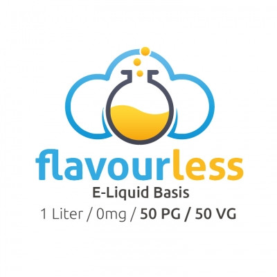 flavourless Base 1l - 50VG/50PG - zum Selbstmischen von Liquids