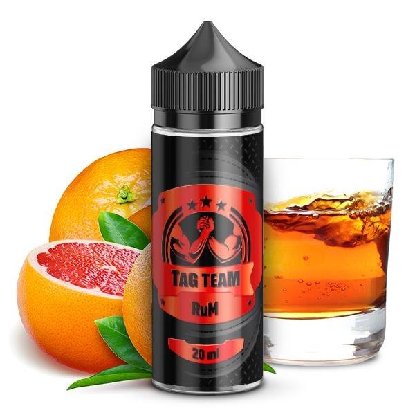 Rum Orange 20ml Longfill Aroma - Tag Team