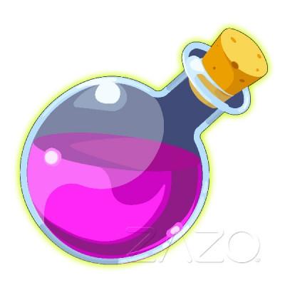 Pink Poison E-Liquid 10ml von ZAZO - Made in Germany