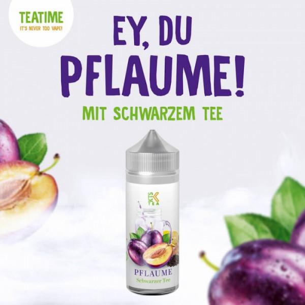 KTS Tea Serie Pflaume 30ml Aroma zum Selbstmischen