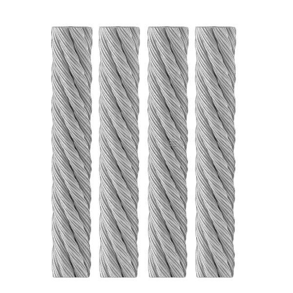 Steel Wire (Dochte) für den Mato RDTA - Vandyvape/Nebelfee