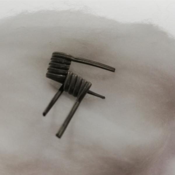 Manufaktur Coils - BOOMALIEN (Alien) 0,30 - 0,50 Ohm