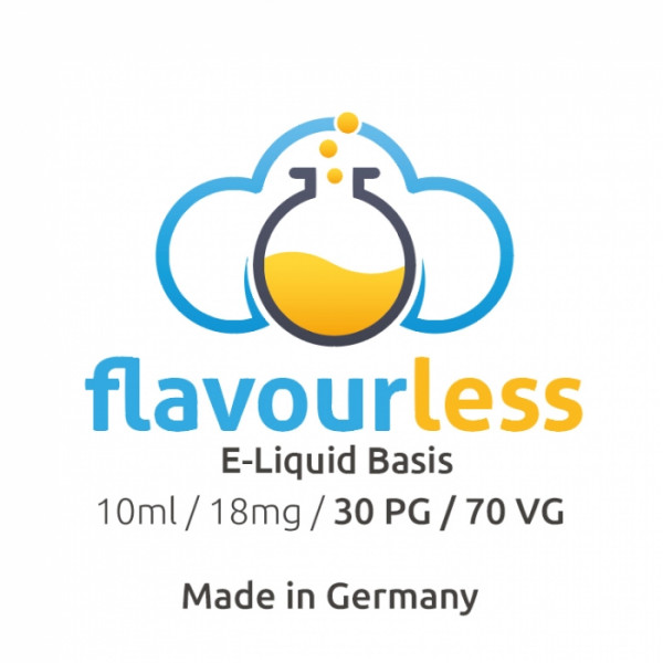 ! VPG Basen-Shot (70/30) 18mg - 10ml - flavourless Made In Germany