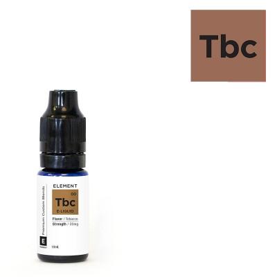 ELEMENT TOBACCO (Tabakgeschmack) - 10ml - E-Liquid made in USA