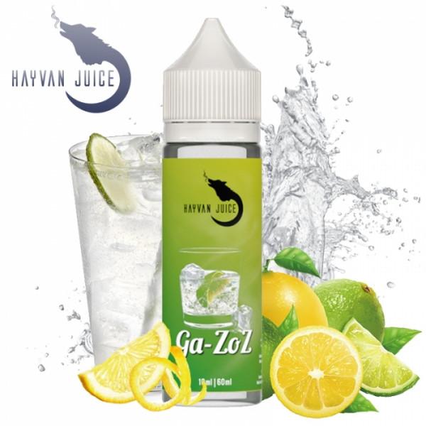Ga-Zoz Aroma 13ml - Hayvan Juice