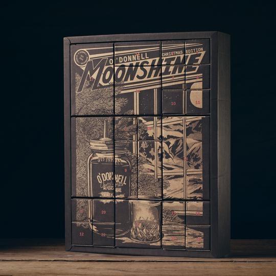 Adventskalender 2020 - O'DONNELL Moonshine