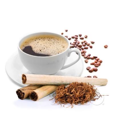 Tobacoffe E-Liquid 10ml von ZAZO - Made in Germany