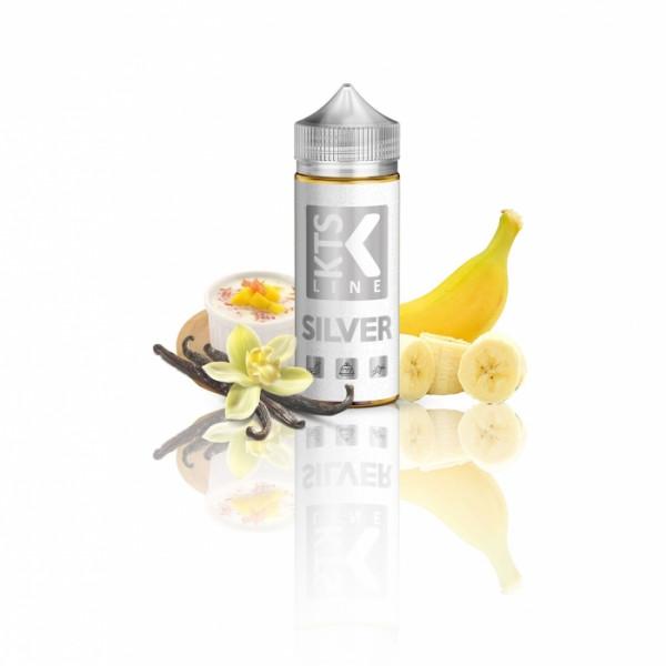 KTS Line SILVER 30ml Aroma zum Selbstmischen