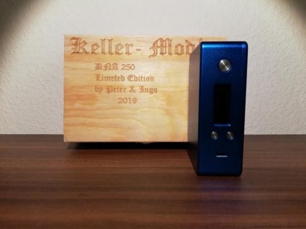 DNA250 Limited Edition - KELLERMOD