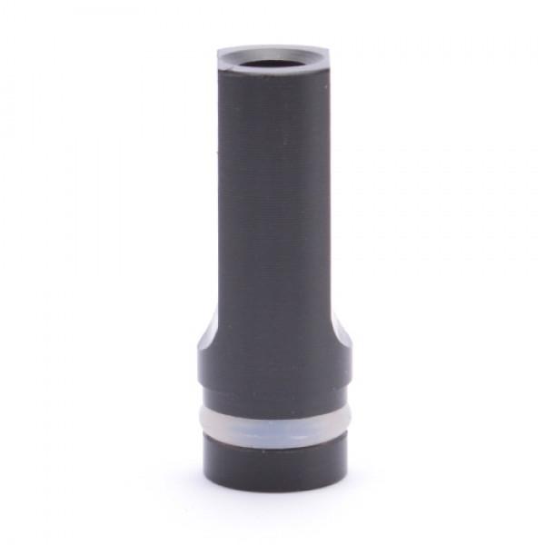 Delrin Flat Black - Driptip 510