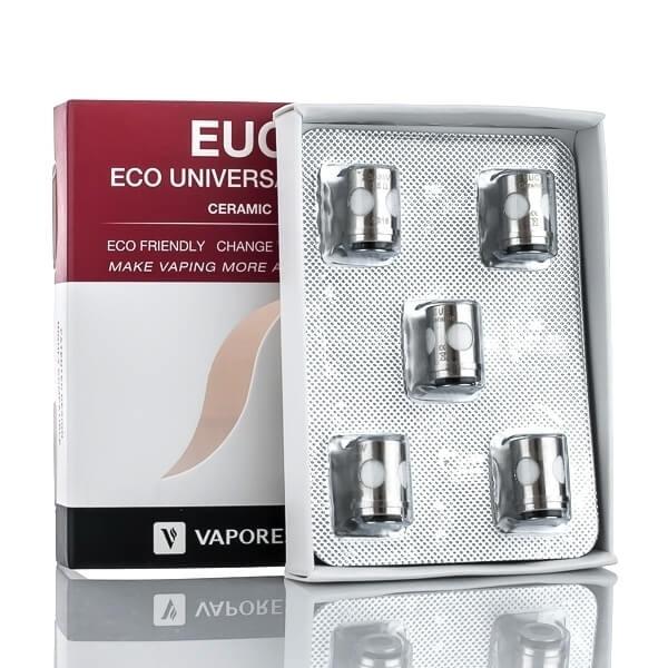 EUC Keramik-Coilheads für VECO Tank - Vaporesso