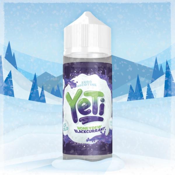 HONEYDEW BLACKCURRANT 100 ml Liquid Overdosed - YETI