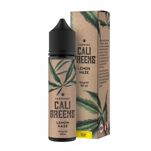 Lemon Haze 50ml Shortfill - Cali Greens
