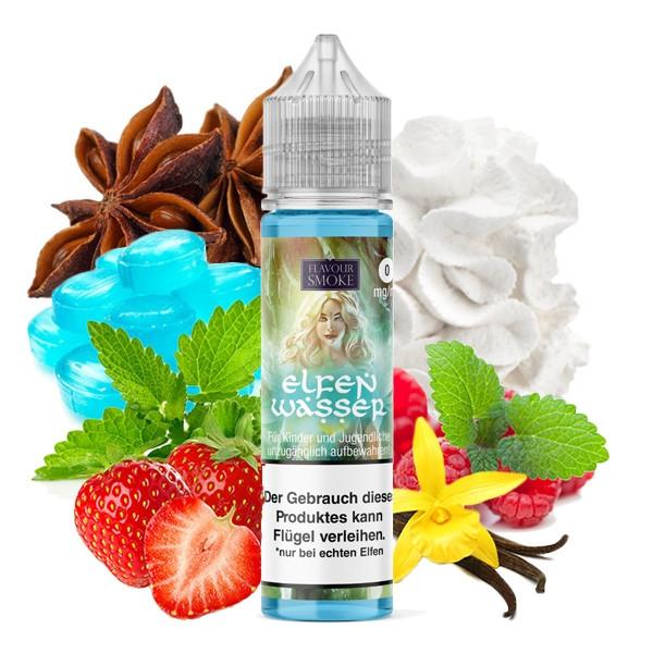 Elfenwasser Longfill Aroma 20ml - Flavour Smoke