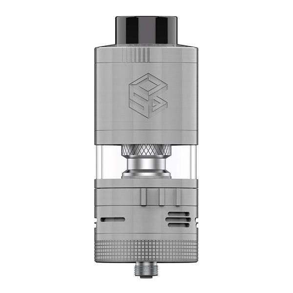 Aromamizer PLUS V2 RDTA silber (Advanced Kit)- Steam Crave