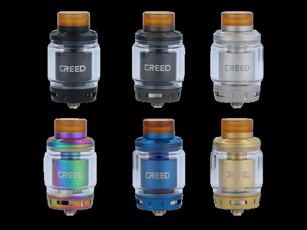 GeekVape Creed RTA Clearomizer - 25 mm - 6,5 ml