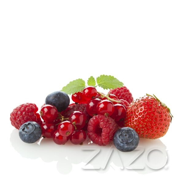 Wild Fruits E-Liquid 10ml von ZAZO - Made in Germany