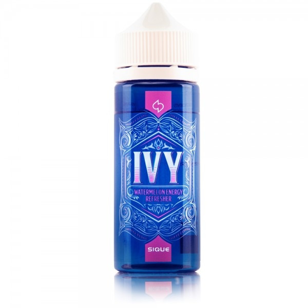 SIQUE Berlin - IVY - 100ml OVERDOSED - E-Liquid made in Germany