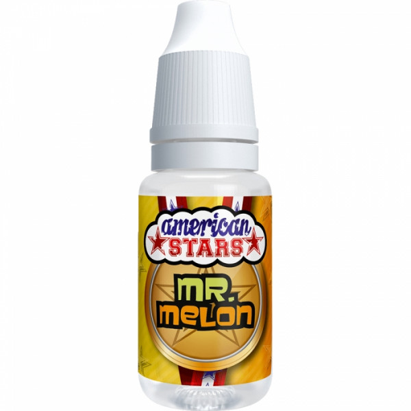 American Stars MR. MELON (Honigmelone, Mango, Papaya) - American Style E-Liquid made in EU