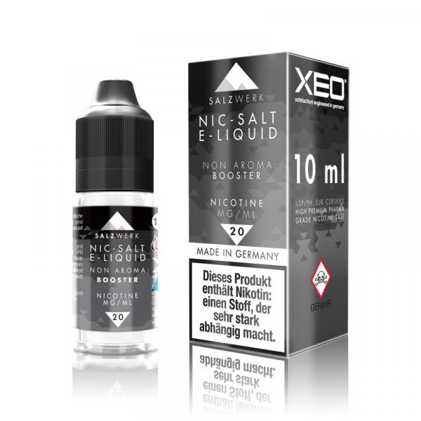 XEO Salzwerk Nikotinsalz Booster 20mg