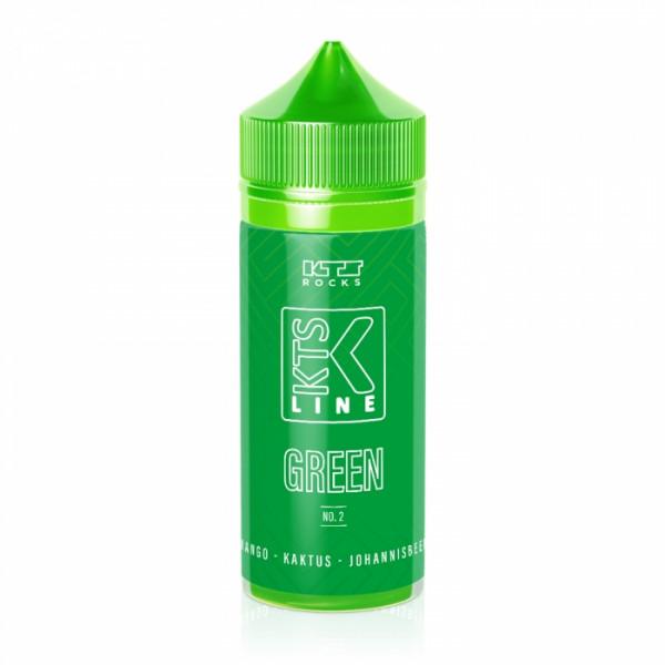 Green NO2 Longfill - KTS